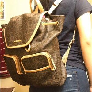 Calvin Klein Hudson backpack
